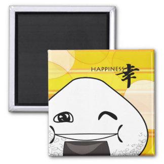 Happy magnetism magnet