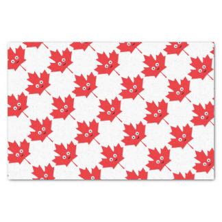 Happy Maple Leaf Tissue Paper