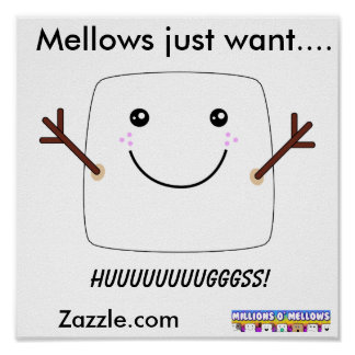 Happy Mellow Poster