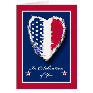 Happy Military Spouse Appreciation Day, Heart Card