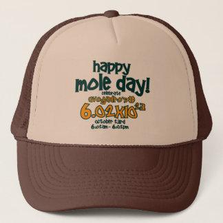 Happy Mole Day Hat