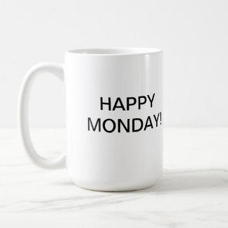 Happy Monday Cup/Mug Coffee Mug