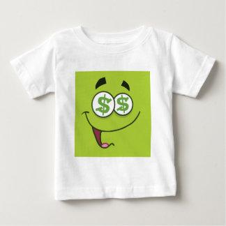 Happy Money Emoji Baby T-Shirt