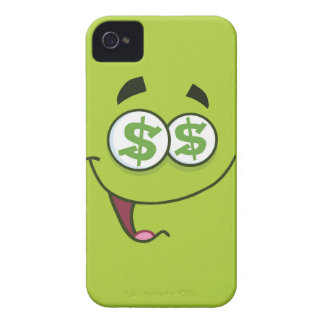 Happy Money Emoji iPhone 4 Case-Mate Cases