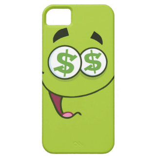 Happy Money Emoji iPhone 5 Cover