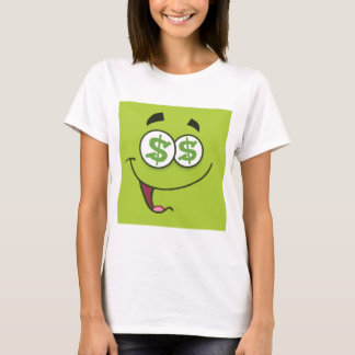 Happy Money Emoji T-Shirt