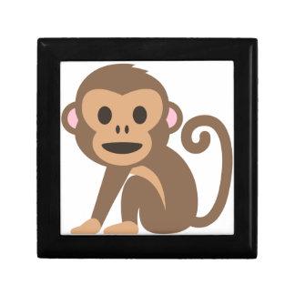 Happy Monkey Cartoon Gift Box