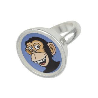 Happy Monkey Photo Rings