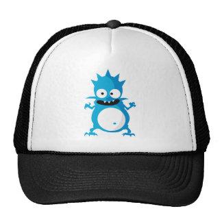 happy monster hats