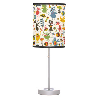 Happy Monsters Table Lamp