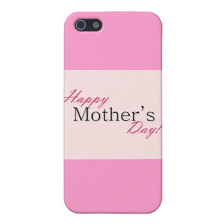 Happy mother day iPhone 5/5S cover