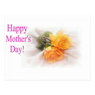 Happy Mother Day Postcard