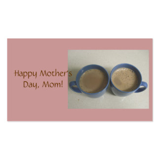 Happy Mother s Day Gift Card Business Card Templates