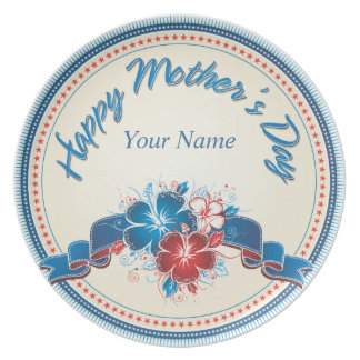 Happy Mother's Day 11 Plate