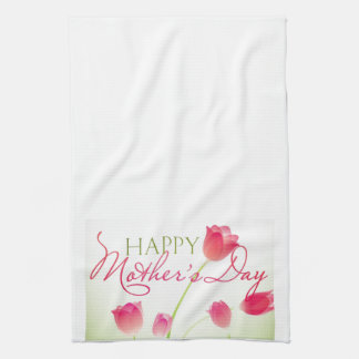 Happy Mothers Day 2013 Kitchen Towel