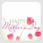 Happy Mothers Day 2013 Square Sticker