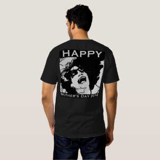 Happy Mother's Day 2016 a Dark Shirt