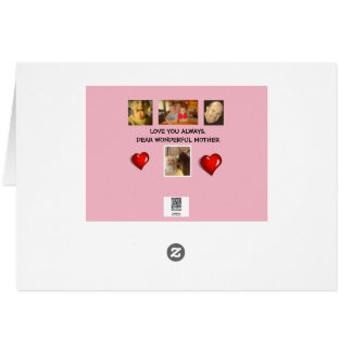 Happy Mothers Day 222 Card