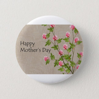 Happy Mothers Day 2 Inch Round Button