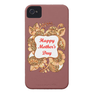 Happy Mother's Day 2 iPhone 4 Case