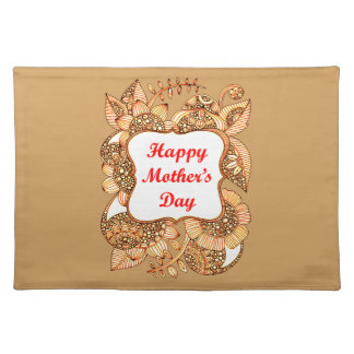 Happy Mother's Day 2 Placemat