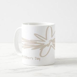 Happy Mother's Day Artistic Design Mug