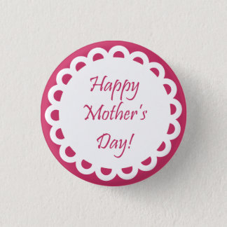 Happy Mother's Day Button