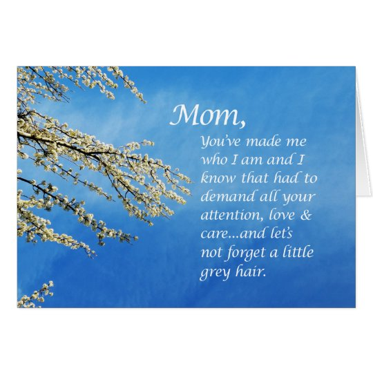 Happy Mother's Day!!! Card