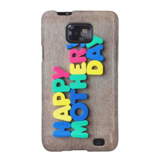 Happy Mother's Day Galaxy SII Cases