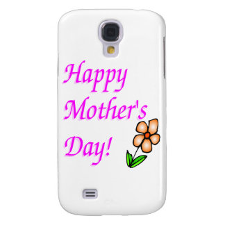 Happy Mothers Day Galaxy S4 Case