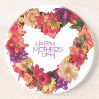 Happy Mothers Day , Hapy Mother's Day May 12th Drink Coaster