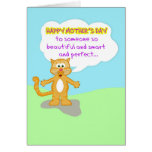 Happy Mother's Day-Hard to Believe You're Not a Ca Greeting Card