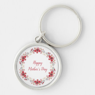 Happy Mother's Day Keychain