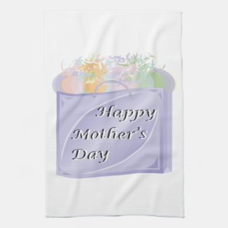 Happy Mothers Day Kitchen Towel