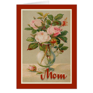 Happy Mother's Day Mom Card