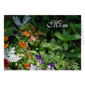 Happy Mothers Day Mom Card by Janz