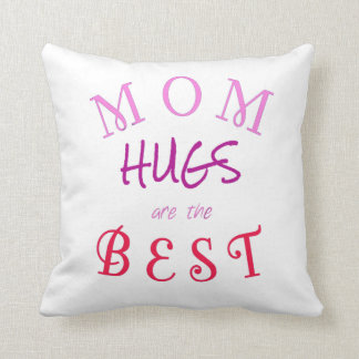 HAPPY MOTHER'S DAY MOM! THROW PILLOW