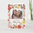 Happy Mother's day   Mother´s day Card