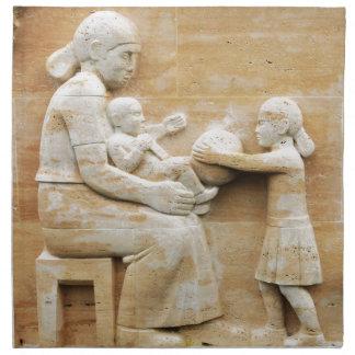 Happy Mother's Day Napkin