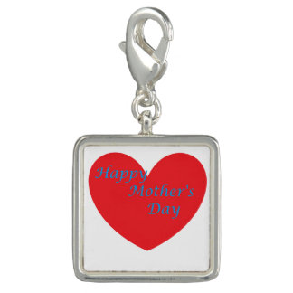 Happy Mothers Day Photo Charm