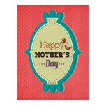 Happy Mother's day Postcards