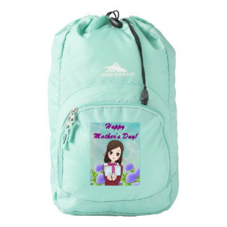 Happy Mother's Day Present (Customizable) Backpack