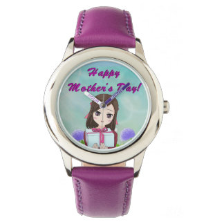 Happy Mother's Day Present (Customizable) Watch