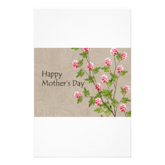 Happy Mothers Day Stationery