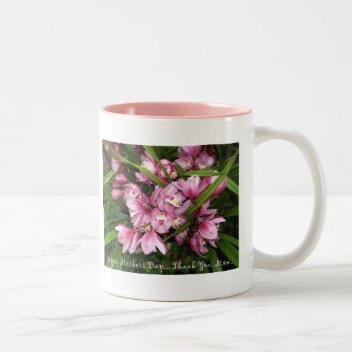 Happy Mothers Day/Thanks Mom Mug