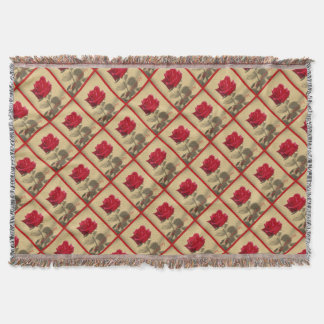 Happy Mother's Day Throw Blanket
