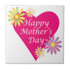 Happy Mothers Day Tile