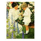 Happy Mother's Day Vintage Art Postcards