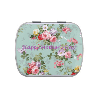 Happy Mother's Day - Vintage Floral