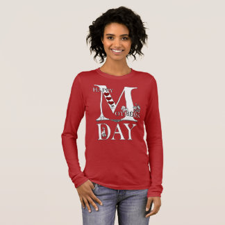 Happy Mothers Day Women's Bella+Canvas Long Sleeve Long Sleeve T-Shirt